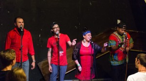 Albuquerque Poetry Slam Advances to Semi-Finals