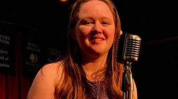 Cathy Cook Wins the Albuquerque Poetry Slam Triple Crown